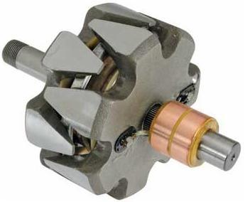 Delco Alternator parts-Delco 40A/24V Alternators rotor,28-161